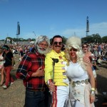 Me (Freddie) with Kenny & Dolly