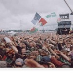 Crowd during The Marleys