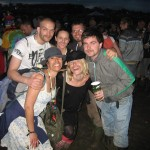 Mud Moustaches? So 2007....