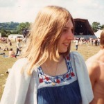 This was my 3rd and last time at Glastonbury. I went with Graham Hersey. 