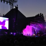 Kasabian on the Pyramid Stage
