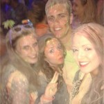UV Paint Party @ The Temple