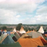 Tents, tents everywhere!
