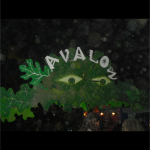 Avalon at night