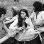 small group imporovised drumming