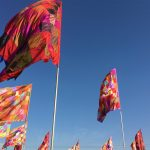 Solstice flags