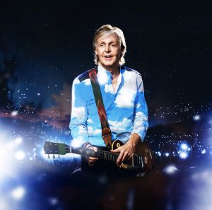 Paul McCartney to headline Saturday night at Glastonbury 2020