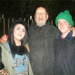 First time meeting Michael Eavis