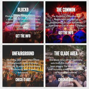 Check out our virtual Glastonbury 2020 line-up