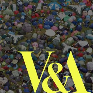 V&A begins celebration of Glastonbury – and you can submit your memory!