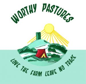 Worthy Pastures family-friendly campsite on the farm this summer