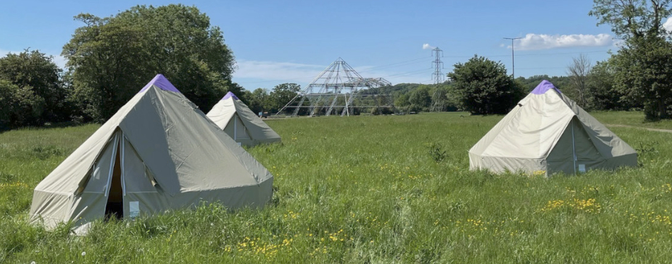 Camp at Worthy Farm this summer - click for info!