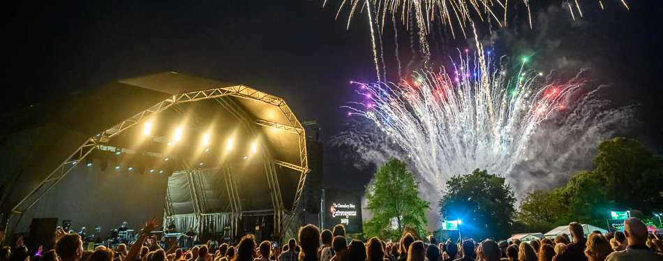 Tickets on sale for Glastonbury Abbey Extravaganza on Sat Sept 4th